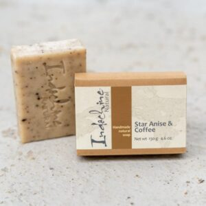 Star Anise Coffee Soap
